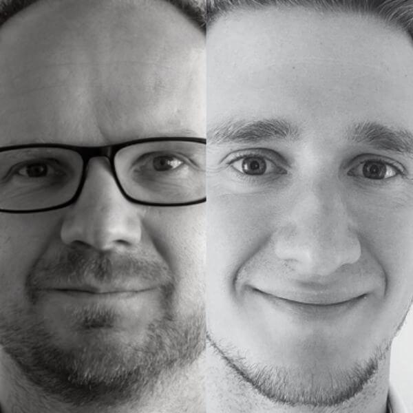 Referenten Sascha Vopel, Julien Dierks Apothekers Corner Webinar